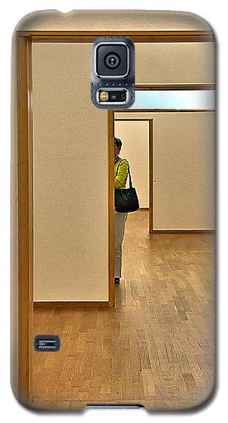 Museum Galaxy S5 Case by Steven Richman