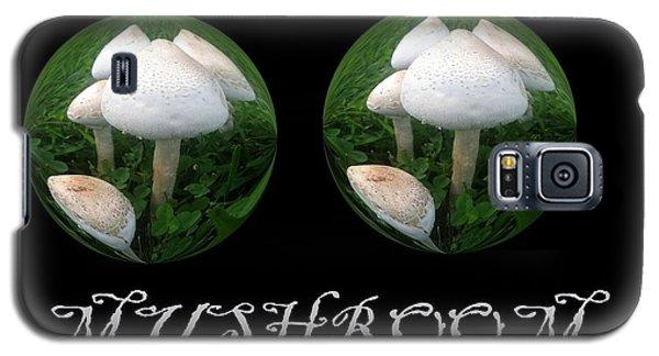 Mushroom Art Collection 3 By Saribelle Rodriguez Galaxy S5 Case by Saribelle Rodriguez