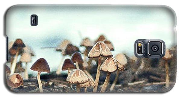 Mushroom Kingdom Galaxy S5 Case by Cassandra Buckley
