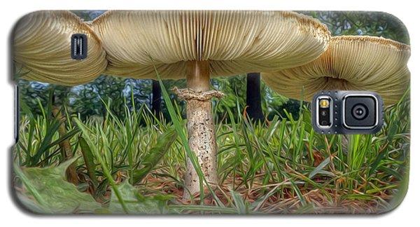 Mushroom Trio Galaxy S5 Case