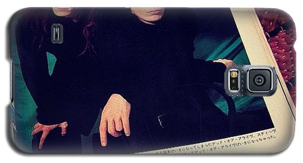 Music Galaxy S5 Case - Music Life - Dec 1985 (japanese Music by Yukiko Nobeno