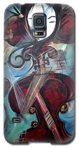 Music Of My Life Galaxy S5 Case by Dorothy Maier