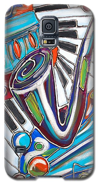Music Time 2 Galaxy S5 Case