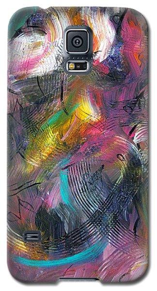 Musical Flow Galaxy S5 Case
