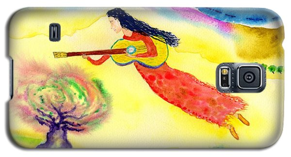 Musical Spirit 12 Galaxy S5 Case