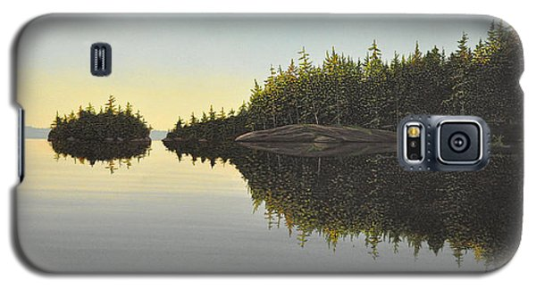 Muskoka Solitude Galaxy S5 Case