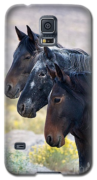 Mustang Close Order Drill Team Galaxy S5 Case by Vinnie Oakes