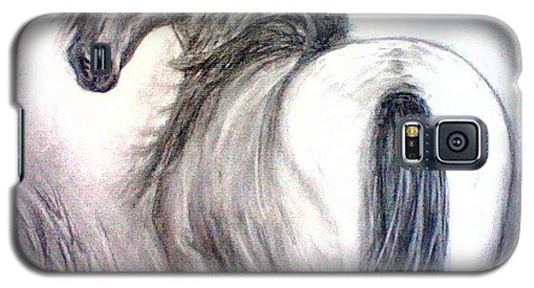 Mustang Galaxy S5 Case by J L Zarek