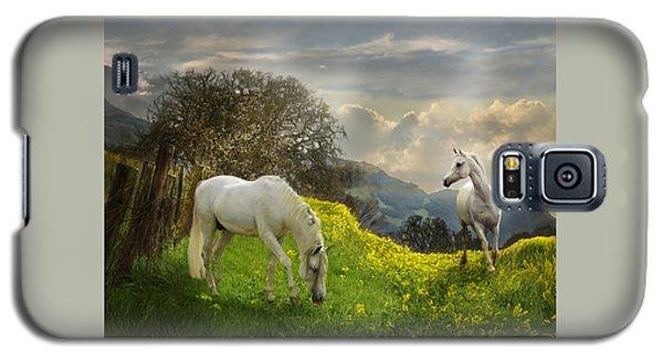 Mustard Reunion Galaxy S5 Case