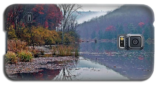 Galaxy S5 Case featuring the photograph Muted Tones Of Fall by Christian Mattison