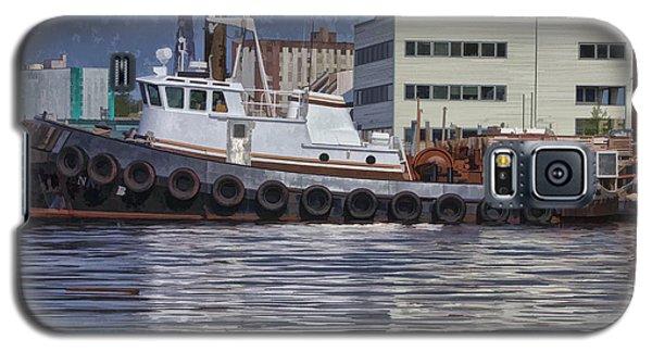 Mv Jennie B Digital Painting. Galaxy S5 Case