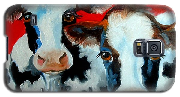 My 2 Fat Cows Galaxy S5 Case