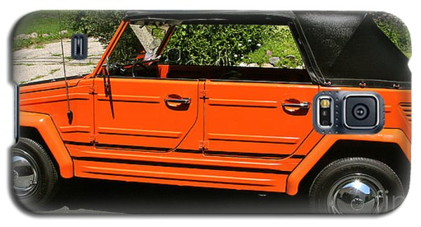 My '73 Vw Thing Galaxy S5 Case by Joan McArthur