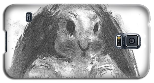 My Baby Bunny Galaxy S5 Case by Laurie L