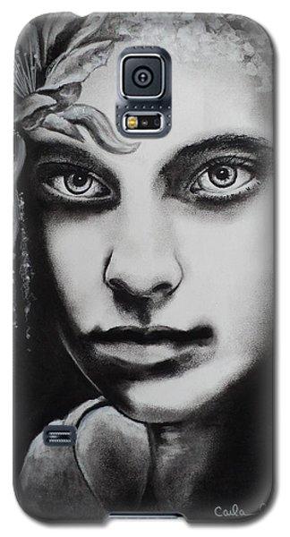 My Beautiful Belladonna Galaxy S5 Case by Carla Carson