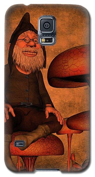 Galaxy S5 Case featuring the digital art My Beautiful World by Gabiw Art
