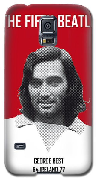 My Best Soccer Legend Poster Galaxy S5 Case