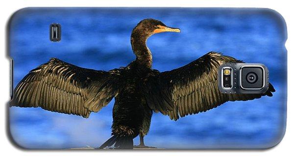 Galaxy S5 Case featuring the photograph Ocean Dreams by John F Tsumas