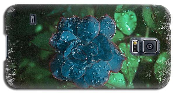 My Blue Rose Galaxy S5 Case