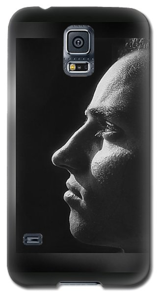 Galaxy S5 Case featuring the photograph Just  Don' T  Smoke  by Hartmut Jager