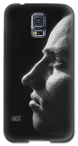 Galaxy S5 Case featuring the photograph Just  Don't  Smoke  by Hartmut Jager