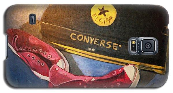 My Chucks - Pink Converse Chuck Taylor All Star - Still Life Painting - Ai P. Nilson Galaxy S5 Case