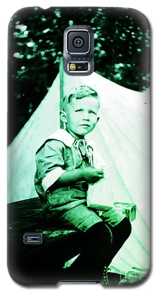 Galaxy S5 Case featuring the photograph My Dad... by Eddie Eastwood