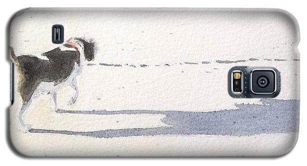 My Dog Galaxy S5 Case by Yoshiko Mishina