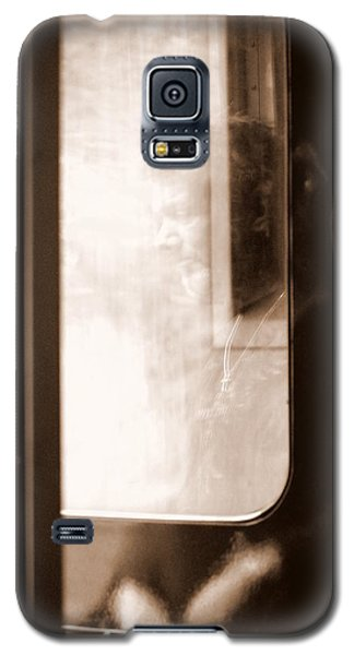 Galaxy S5 Case featuring the photograph My Father by Faith Williams