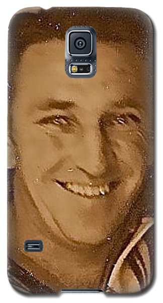Galaxy S5 Case featuring the photograph My Father's Legacy by Randy Rosenberger