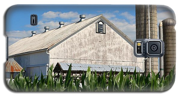 My Favorite Barn In Summer Galaxy S5 Case