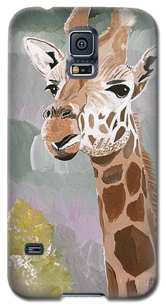 My Favorite Giraffe Galaxy S5 Case
