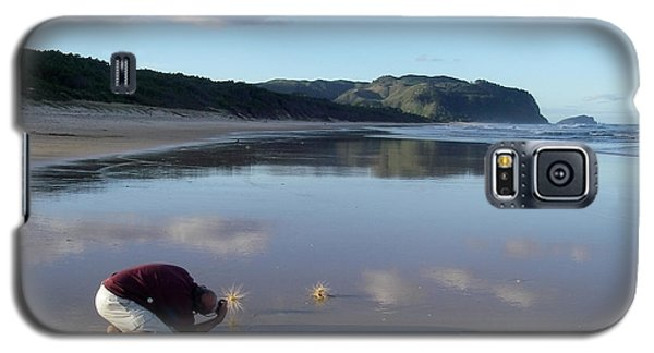 My Friend Photographer Galaxy S5 Case by Jola Martysz