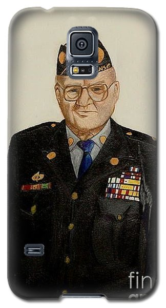 My Grandfather Galen Kittleson Galaxy S5 Case