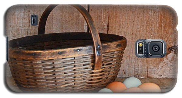 My Grandma's Egg Basket Galaxy S5 Case