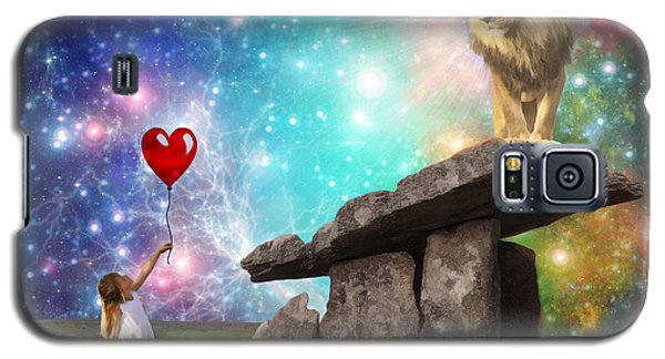 My Heart Belongs To You Galaxy S5 Case