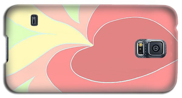 My Heart To You Galaxy S5 Case