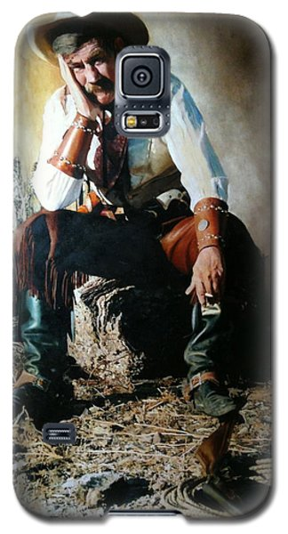 My Horse Croaked Galaxy S5 Case by Lane Baxter