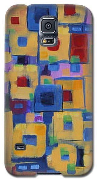 My Jazz N Blues 1 Galaxy S5 Case by Holly Carmichael