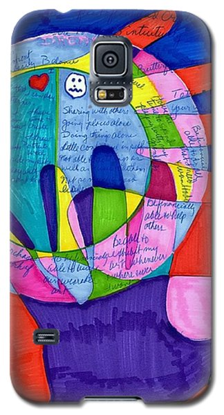My Left Foot And Hand Galaxy S5 Case