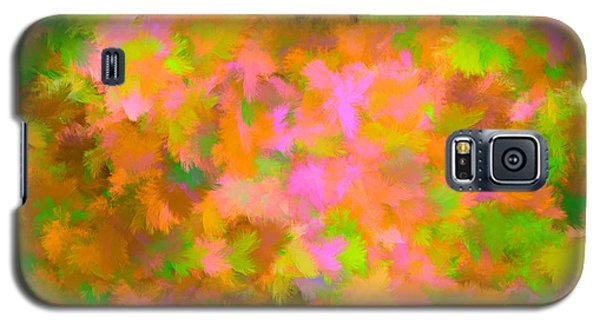 My Love Brown Galaxy S5 Case