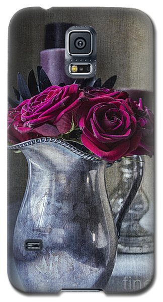 My Love Is Like A Red Red Rose Galaxy S5 Case