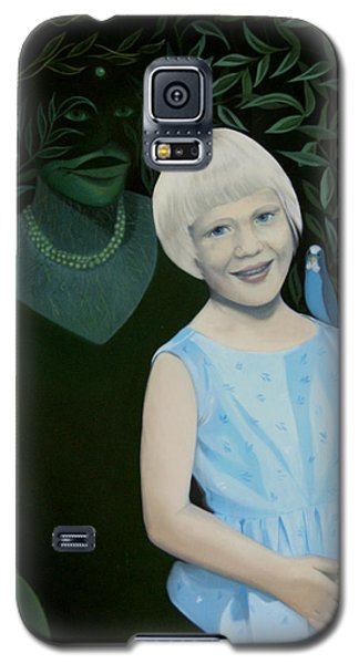 My Mother And I - And My Little Bird Pelle Galaxy S5 Case