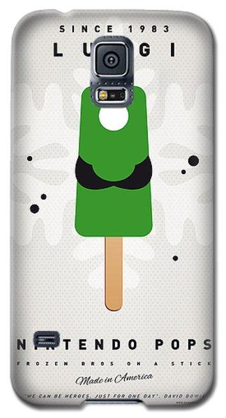 My Nintendo Ice Pop - Luigi Galaxy S5 Case