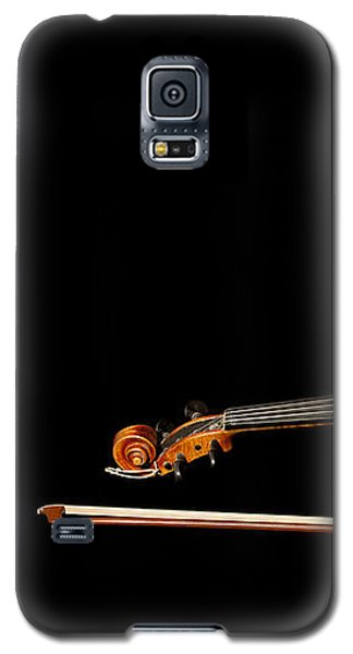 My Old Fiddle And Bow Galaxy S5 Case