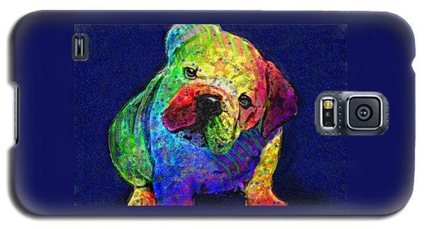 My Psychedelic Bulldog Galaxy S5 Case