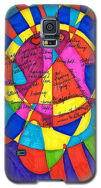 My Right Foot And Hand Galaxy S5 Case