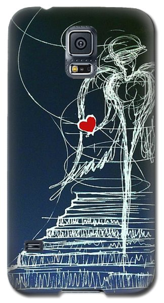 My Soul Awaits With Love At Hand Galaxy S5 Case