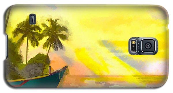 My Special Island Galaxy S5 Case
