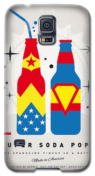 Superhero Galaxy S5 Case - My Super Soda Pops No-06 by Chungkong Art